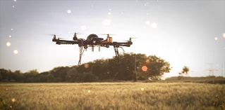Commercial applications of drone technology