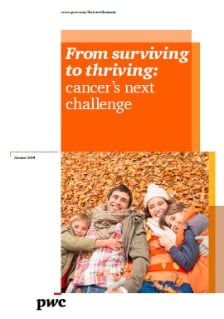 Surviving to thriving: Cancer's next challenge