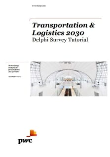 Transportation and Logistics 2030 - Delphi Survey Tutorial